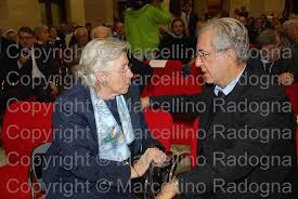 Marcellino Radogna - Fotonotizie per la stampa: Maria Pia Garavaglia e  Franco Decaminada