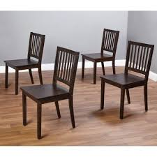 Versatile furniture Multiplo Details About Dining Chairs Seat Set Rubber Wood Rustic Versatile Finish Shaker Furniture Ebay Dining Chairs Seat Set Rubber Wood Rustic Versatile Finish Shaker