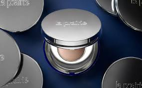 La Prairie Foundation Color Chart Review I Tried The Worlds Most Expensive Cushion Foundation