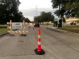 Marconi Drive To Close Monday So Workers Can Lay Asphalt