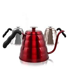 Coffee kettle can make for wonderful gift options or new additions to your decor. Gooseneck Kettles Pour Over Coffee Kettle With Thermometer Dealzfrenzy