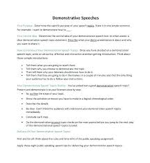 Informative Object Speech Outline Format Sample Free – Hardimplosion