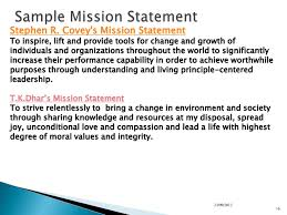 my vision statement sample examples of mission and vision statements template personal mission