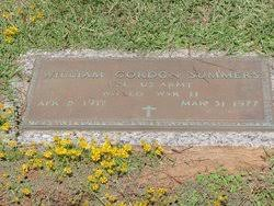 Corp William Gordon Summers (1917-1977) - Find A Grave Memorial