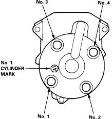 timing and firing order for 95 honda accord 4 cyl bob