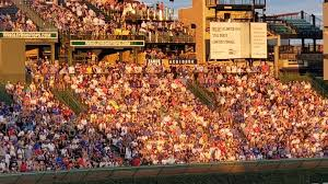2019 Cubs Attendance Watch Wrigley Field Was Full Over The