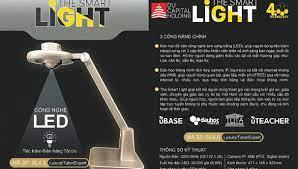 Đèn Học Thông Minh Công Nghệ 4.0