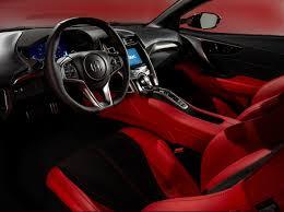 2018 acura hybrid. Perfect Hybrid Acura Hybrid 2018 NSX Interior Throughout Acura Hybrid