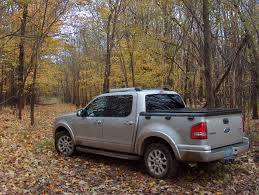 Automotive Trends » 2007 Ford Explorer Sport Trac