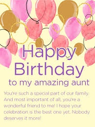 Birthday Wishes For Aunt Birthday Wishes And Messages By Davia