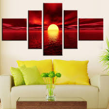 Paintings For Walls Of Living Room Panel Painting Promotion Shop For Promotional Panel Painting On