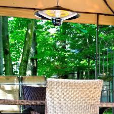 hanging patio heater hanging infrared watt electric hanging patio heater