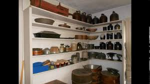 Kitchen Storage Shelves Kitchens With Open Shelving Ideas Cottage Kitchens With Open