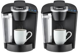keurig k55 coffee maker. Hurry Over To Amazon And Score A Keurig K55 Coffee Maker In Black For Just $69.89 + FREE Shipping \u2013 Regularly $120! It Includes 4 K-Cup Pods Water