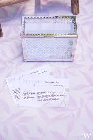 Decorative Recipe Box A decorative glass box is a fun and unique idea for a wishing well 53