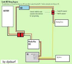 definitive wiring diagrams for becs rx servos motors etc page 5 click the image to open in full size