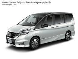 nissan serena s hybrid 2018 malaysia