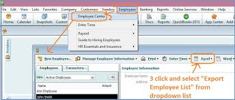 W2 Template Excel Form W 2 1099 How To Export Employees From Quickbooks