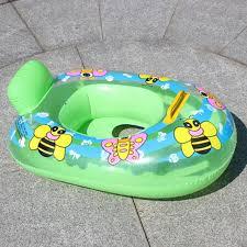 Portable Summer Baby <b>Kids Cartoon</b> Safety <b>Swimming Ring</b> ...