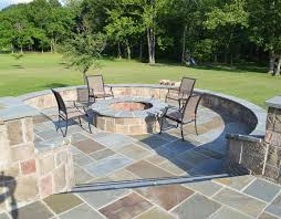 patio with fire pit and pergola. Unique Bluestone Fire Pit Pennsylvania Patio Pergola Outdoor Dreams With And