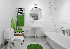 Best Apartment Bathroom Decorating Ideas | Inspiration Home Designs