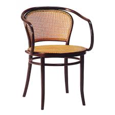 historic bentwood august thonet no 33 bentwood armchair by ton available in cane or upholstered