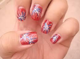 Gel Nail Designs For 4th Of July Nail Art Pictures Nail Art Ideas 4th July Nails Ideas