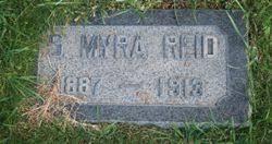 S. Myra Reid (1887-1913) - Find A Grave Memorial