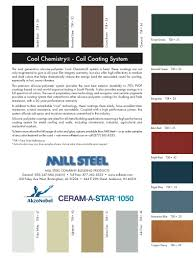 Building Products Mill Steel Company