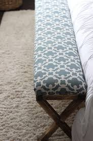 bed bench furniture. diy upholstered bench at the foot of bed furniture