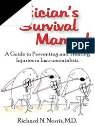 002 Richard Norris - The Musicians Survival Manual | Elbow | Carpal Tunnel  Syndrome