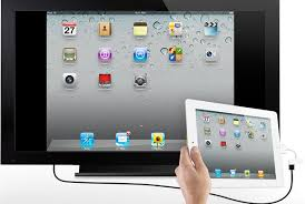 mirror your ipad display to your hdtv