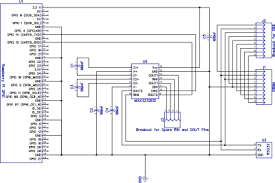 serial pi plus ab electronics uk rs232 master port control the schematic