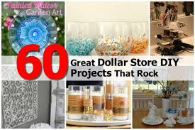 Diy Projects 60 Great Dollar Store Diy Projects That Rock