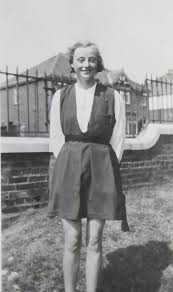 Myra Holt of Thrunscoe Senior Girls'... - Grimsby Local History Library |  Facebook