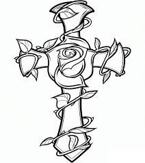 Small Picture Cross Coloring Pages GetColoringPagescom