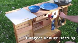 Camp Kitchen Chuck Box Type 1 Youtube