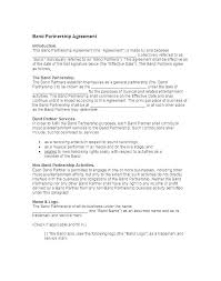 Band Manager Contract Template Photofacts Info