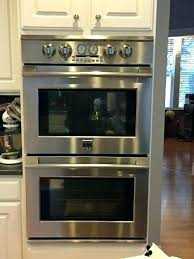 double oven microwave combo. Wall Oven Vs Range Best Electric Double Microwave Combos Pacific Sales Awesome Gas Combo E