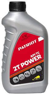 <b>Масло</b> для садовой техники <b>PATRIOT Power Active</b> 2T 0.946 л ...