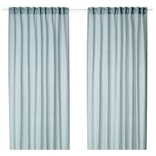 ikea hilja curtains 1 pair the curtains can be used on a curtain rod or