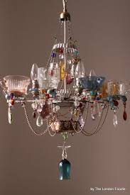 teacup chandelier by madeleine boulesteix upcycled madeleine teacup and chandeliers