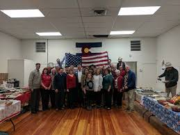 Wonderful potluck with the Fremont... - Polly Lawrence for Colorado    Facebook