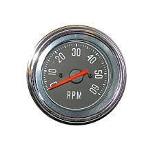 omix ada 17215 02 tachometer 76 86 jeep cj models hover to zoom
