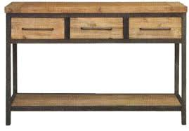 12 d console table console table with three drawers x x