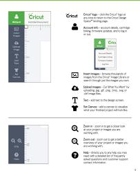 Cricut Design Studio Update Firmware Cricut Design Space Reference Guide Glossary Pdf Free
