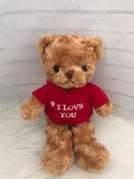 i love you bear valentine s day flowers valentines gift ideas