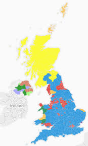 2015 election results map how the conservatives won the last Final Election Results Map 2015 election results map final election results map 2016