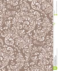 Vintage Wallpaper Patterns Adorable Seamless Vintage Wallpaper Pattern Stock Illustration Illustration