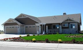 4 car garage house plans. The Villa - 3,780 Square Feet5 Bedroom, 3 Bathroom Ranch Plan With An Open Design 4 Car Garage House Plans